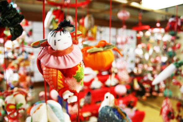 【イベント告知】吊るし飾り雛まつり in 平戸 2月27日〜3月1日まで開催!!野の花・野草アート協会の作品も展示されます。