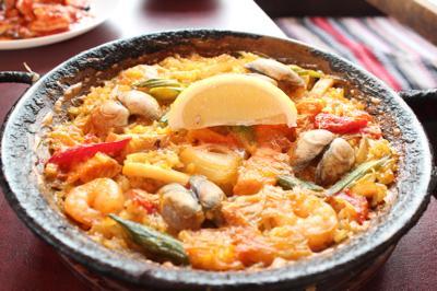老舗スペイン料理店イビサのランチ、誰もが納得のコストパフォーマンス!