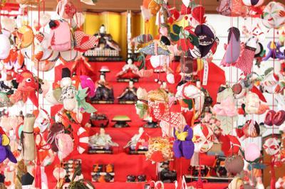 平戸吊るし飾り雛祭りに行ってきましたレポート!!