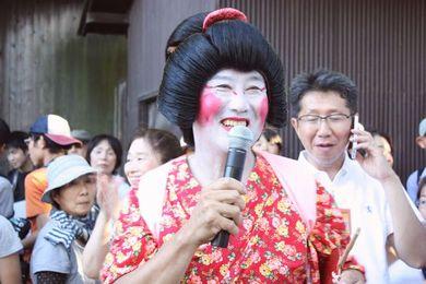 2015年戸塚八坂神社のお札まき お祭りはどうなった??