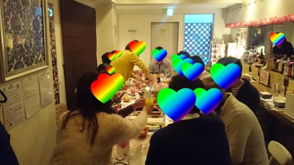 初参加 or 一人参加 限定パーティー6