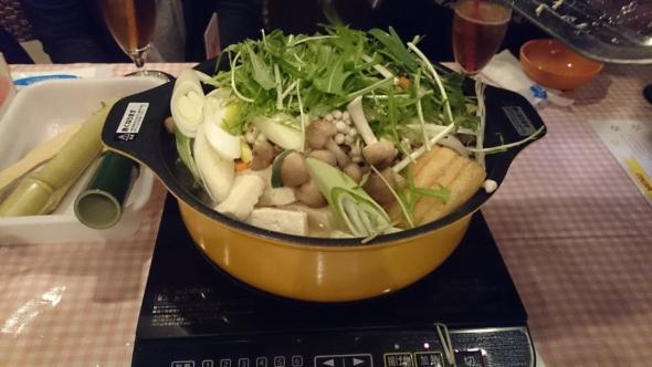 鍋パーティー4