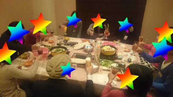 30代限定パーティー1