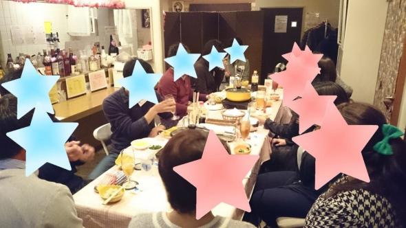 鍋パーティー5