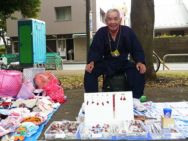 戸塚原宿ふれあいフリーマーケットへ行ってきた!