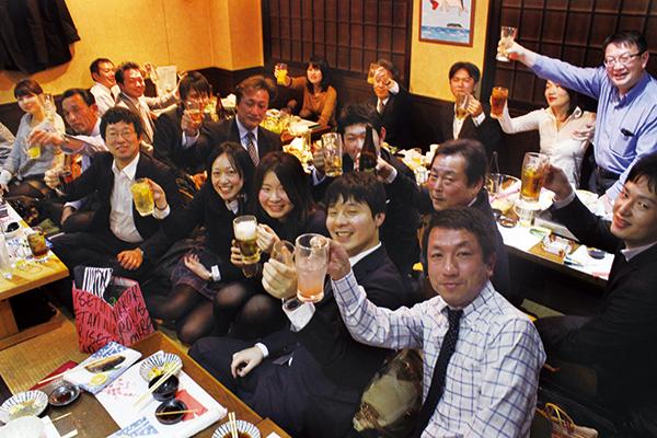 戸塚新聞で忘年会やるってよ!酒楽千両でやるってよ!