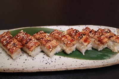 にぎり魚佐:噂のあなご寿司はホントに絶品でした