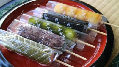 秀山庵でほっこり~素材を大切に、庶民的ながらも丁寧につくられた和菓子