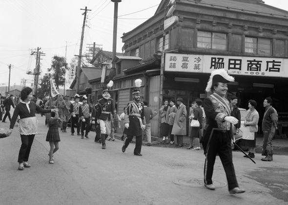 web_昭和39年_桜祭り
