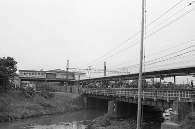 次の戸塚100年 vol.1 西口駅裏手の橋より撮影