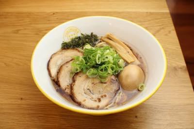 あの「麺や幸村」が2号店をオープン、ラーメン&カフェ利用にも◎